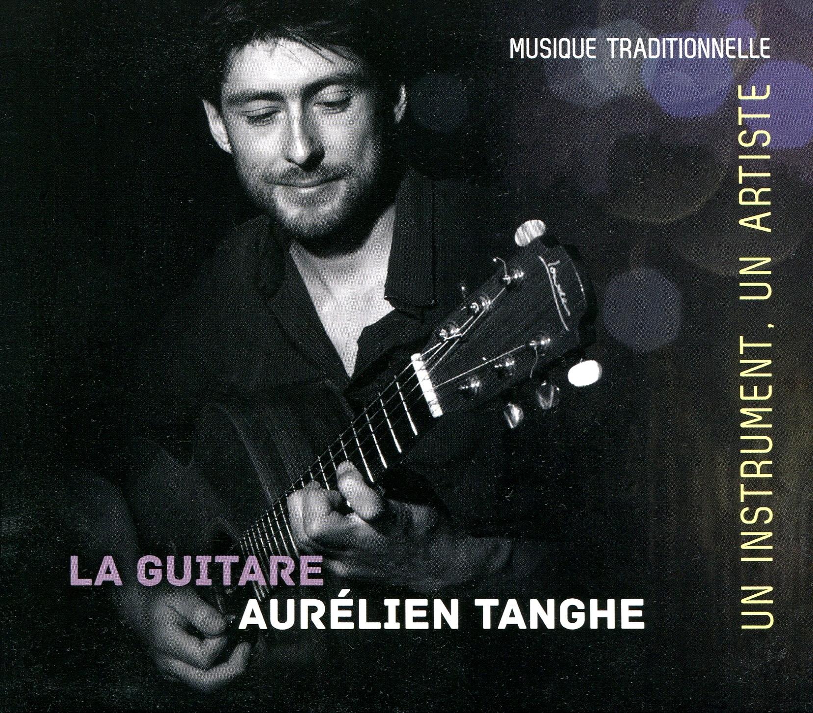 CD AurélienTanghe